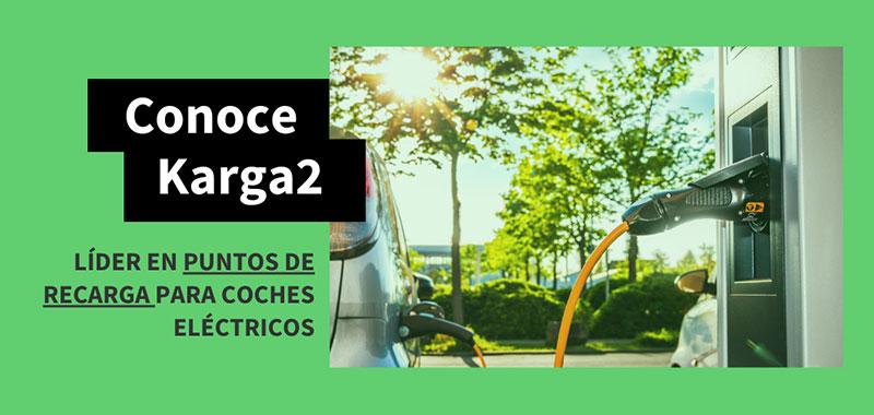 empresa lider puntos de recarga para coches electricos