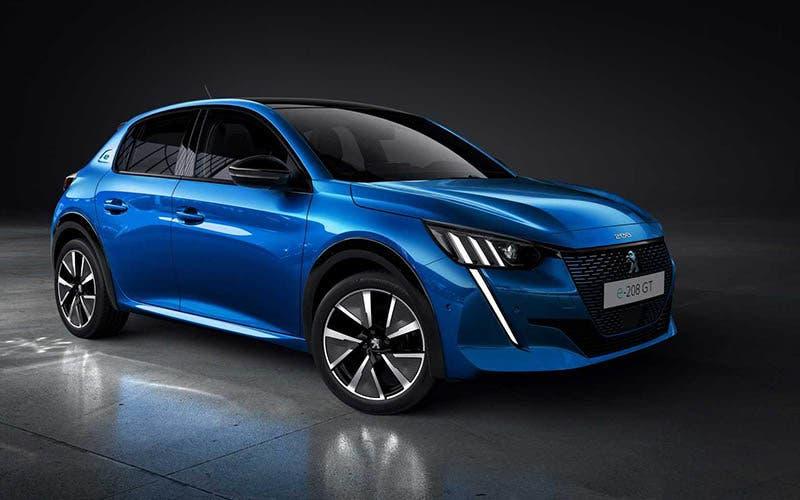 Peugeot e 208 eléctrico