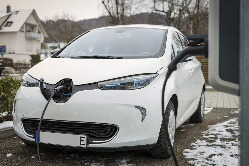 Instalar punto de recarga para coche eléctrico